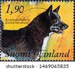 Finland   Circa 1989  A Stamp...