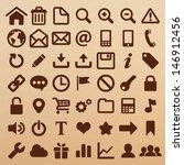 websymbols | Shutterstock .eps vector #146912456