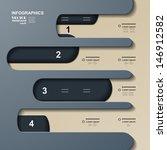 infographic  eps 10 | Shutterstock .eps vector #146912582