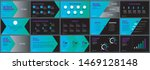 presentation template ...   Shutterstock .eps vector #1469128148