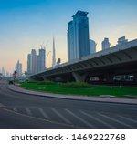 Dubai City Downtown  United...