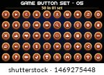 set of cool 50 buttons for...