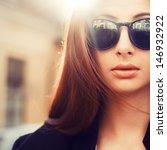 outdoor fashion closeup... | Shutterstock . vector #146932922