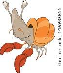 crab cartoon | Shutterstock . vector #146936855