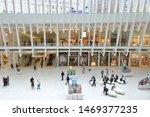 new york  usa   may 9  2019 ... | Shutterstock . vector #1469377235