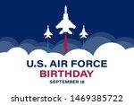 Us Air Force Birthday....