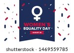 women's equality day in united... | Shutterstock .eps vector #1469559785