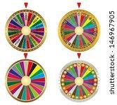 four wheel drive model fortune  | Shutterstock .eps vector #146967905