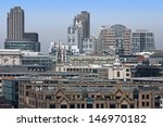 Cityscape Of North London With...