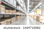 Warehouse Industry Blur...