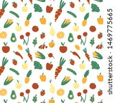 seamless vector pattern with...   Shutterstock .eps vector #1469775665