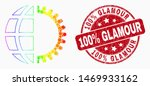 dotted rainbow global service... | Shutterstock .eps vector #1469933162
