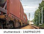 train car undercarriage ...   Shutterstock . vector #1469960195