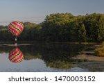 Hot Air Balloon Festival In...
