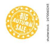 big autumn sale  promotion...