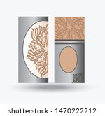 ornament designs for wedding...   Shutterstock .eps vector #1470222212