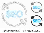 mesh refresh seo model with... | Shutterstock .eps vector #1470256652