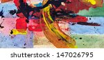 abstract painting | Shutterstock . vector #147026795
