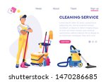 profession service supply work. ... | Shutterstock .eps vector #1470286685