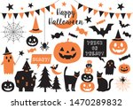 vector illustration of... | Shutterstock .eps vector #1470289832