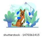 modern flat vector concept ... | Shutterstock .eps vector #1470361415