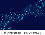 big data visualization... | Shutterstock .eps vector #1470459698