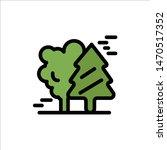 alpine  arctic  canada  pine... | Shutterstock .eps vector #1470517352