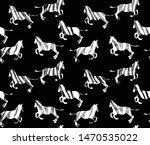 seamless endless abstract...   Shutterstock .eps vector #1470535022