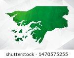 map of guinea bissau   green... | Shutterstock .eps vector #1470575255