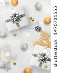 celebrate backdrop. christmas... | Shutterstock .eps vector #1470731555