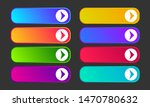 colorful gradient buttons with...
