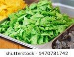 mexican nachos multicolor salty ...   Shutterstock . vector #1470781742