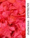 mexican nachos multicolor salty ...   Shutterstock . vector #1470781745