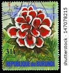 republic of burundi   circa... | Shutterstock . vector #147078215