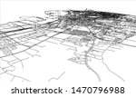 outline city concept vector....   Shutterstock .eps vector #1470796988