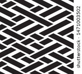 seamless pattern with black... | Shutterstock .eps vector #1471003502