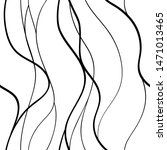 abstract lines waves pattern... | Shutterstock .eps vector #1471013465