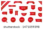 new label collection set. sale... | Shutterstock .eps vector #1471059398