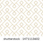 abstract geometric pattern. a... | Shutterstock .eps vector #1471113602