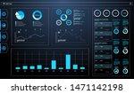 infographic dashboard. ui...