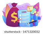 bank credit. finance management....   Shutterstock .eps vector #1471320032