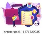 economic crisis. trouble... | Shutterstock .eps vector #1471320035