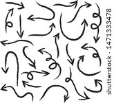 illustration of grunge sketch... | Shutterstock .eps vector #1471333478