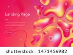 abstract background with... | Shutterstock .eps vector #1471456982