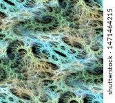abstract fractal spiral... | Shutterstock . vector #1471464215