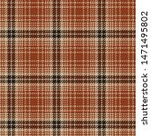 Abstract Plaid Pattern....