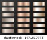 vector mega set of copper... | Shutterstock .eps vector #1471510745