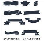 ribbons clipart illustration... | Shutterstock .eps vector #1471569455