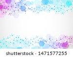 science network pattern ... | Shutterstock .eps vector #1471577255