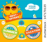 color best quality labels | Shutterstock .eps vector #147170135